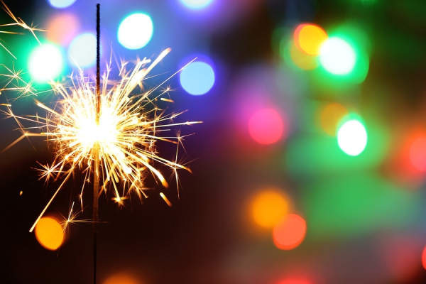 Fireworks - Staying Safe This New Year's Eve